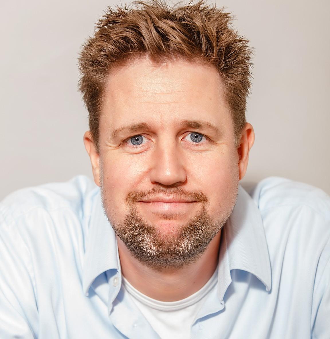 Kristian Klok Pedersen